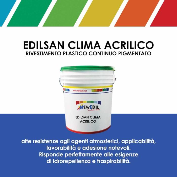 Edilsan Clima Acrilico