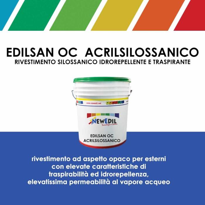 Edilsan OC Acrilsilossanico