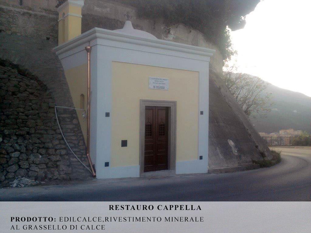 EDILCALCE, RIVESTIMENTO MINERALE AL GRASSELLO DI CALCE
