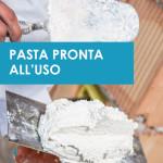 Pasta pronta all'uso