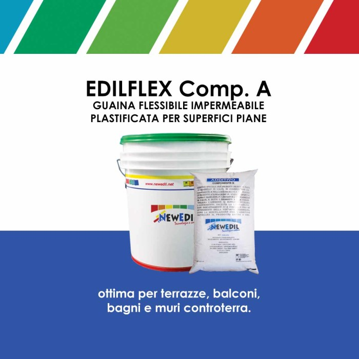 EdilFlex Comp. A