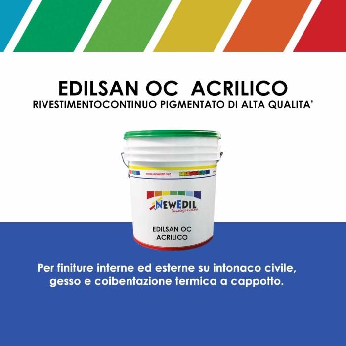 Edilsan OC Acrilico